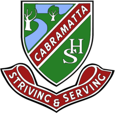 Cabramatta High School logo